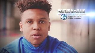 Meet Weston McKennie, Schalke's lively American midfielder