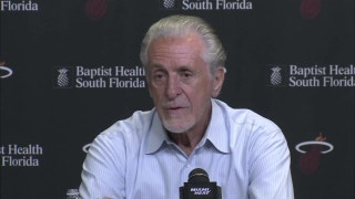 Miami Heat president Pat Riley press conference -- part 3