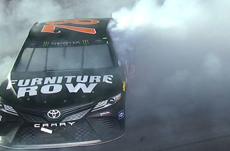Who has the advantage heading into the playoffs: Jimmie Johnson or Martin Truex Jr.?