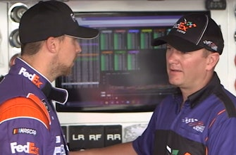 Here's how Denny Hamlin's massive penalty will affect his team moving forward