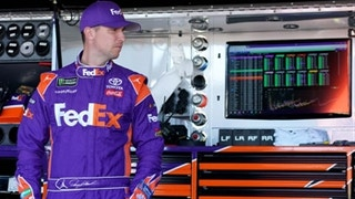 Denny Hamlin on penalty: 'We didn't start the race with an illegal car'