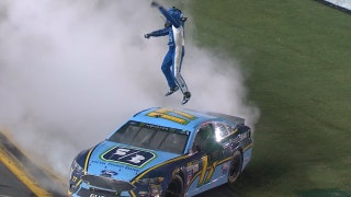 Ricky Stenhouse Jr. has a plan to scrape in some of Dale Earnhardt Jr.'s fans