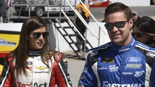 Ricky Stenhouse Jr. comments on Danica Patrick leaving Stewart-Haas Racing