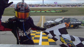 Winner's Weekend: Martin Truex Jr. and his crew chief recap their winning strategy at Chicagoland