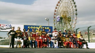'Made in Japan': Inside NASCAR's historic exhibition race overseas in the 1990s