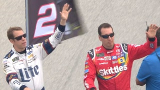 Brad Keselowski or Kyle Busch? Their own Truck Series drivers debate who's better