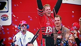 Larry McReynolds remembers Dale Earnhardt Jr.'s first career Cup victory