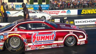 Bo Butner Wins Pro Stock Final at Reading | 2017 NHRA DRAG RACING