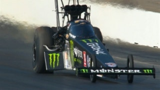Brittany Force Wins Top Fuel Final at Reading | 2017 NHRA DRAG RACING