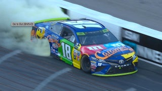 Kyle Busch dominates for his third win of the year | 2017 LOUDON