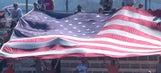 NASCAR & Dale Earnhardt Jr. each respond to President Trump's anthem comments