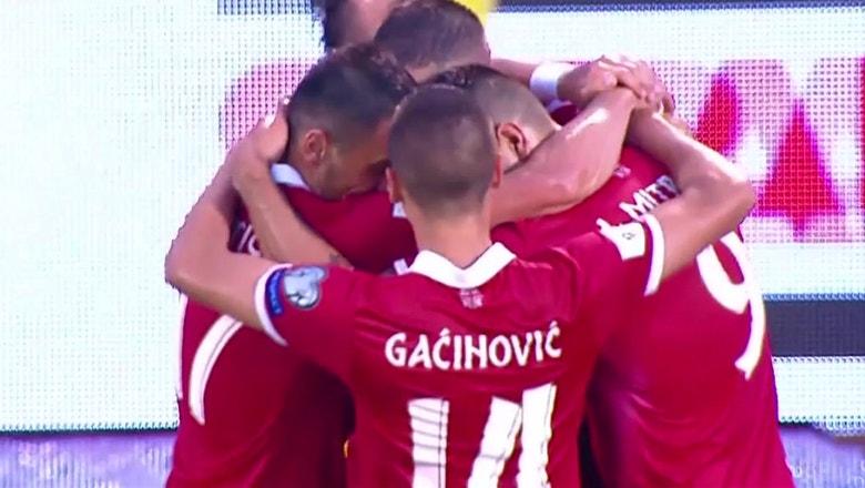 Serbia vs. Moldova | 2017 UEFA World Cup Qualifying Highlights