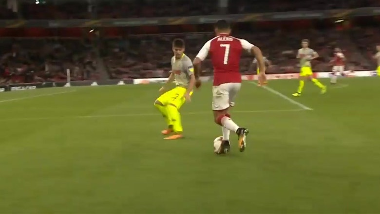 Arsenal score three unanswered in the second half to get the win against Köln