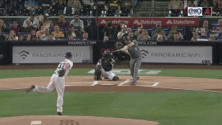 WATCH: A.J. Pollock slugs 2 homers for D-backs
