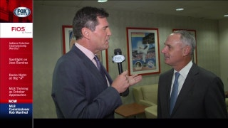 Angels Live: MLB Commissioner Rob Manfred talks the league's future