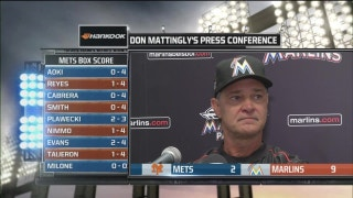 Don Mattingly on Urena: He's capable of doing that against anybody
