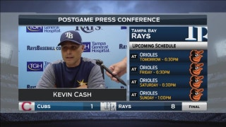 Kevin Cash: Blake Snell has really turned his season around