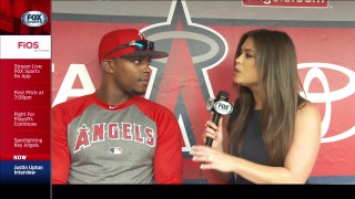 Angels Live: Justin Upton talks the playoff race