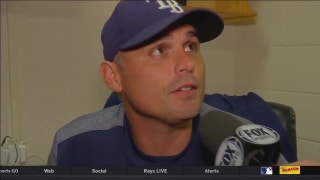 Kevin Cash said Alex Cobb 'competed really well' against talented Orioles offense