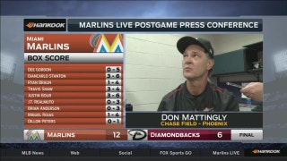 Don Mattingly on the offense: Guys are sticking to their plans