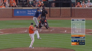 WATCH: Lucas Duda goes yard for Rays' 217th HR of the season