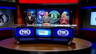 Steve Buschelle fills in for Jeff Banister | Rangers Live
