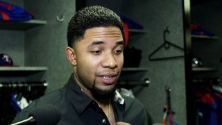 Elvis Andrus talks tough loss to Oakland