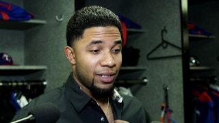 Elvis Andrus talks tough loss to Oakland