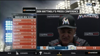 Don Mattingly: 'It was one of those games you don't get very often'