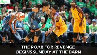 Digital Extra: Lynx seek revenge in WNBA Finals