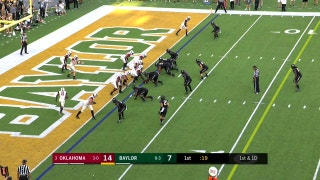 Oklahoma takes the ball all the way for 99-yard TD