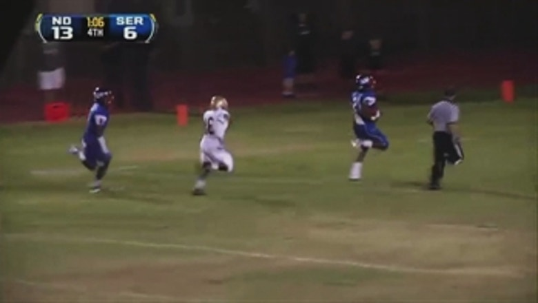 Happy birthday Adoree' Jackson! See what makes former Serra star so special