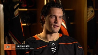 John Gibson, Ryan Miler on sharing goalie duties for Anaheim in 2017-18