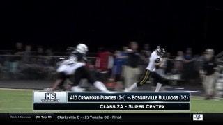 Crawford vs. Bosqueville   High School Scoreboard Live