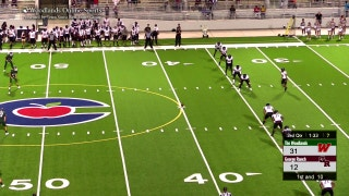 George Ranch vs. The Woodlands | High School Scoreboard Live