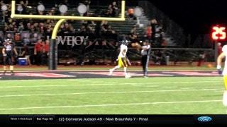 Highland Park vs. Lovejoy | High School Scoreboard Live