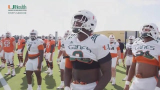 Hurricanes get after it in practice in wake of unscheduled bye week