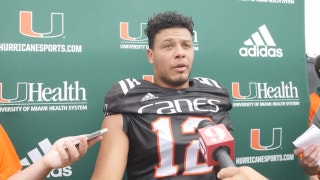Hurricanes eager for challenge presented by Toledo