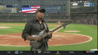 Bernie Williams on his second career as a professional musician