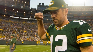 Cris Carter: 'The Packers aren't overly talented, but they have the most talented QB of all time'