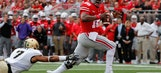 J.T. Barrett and the No. 8 Ohio State Buckeyes cruise past the Army Black Knights 38-7