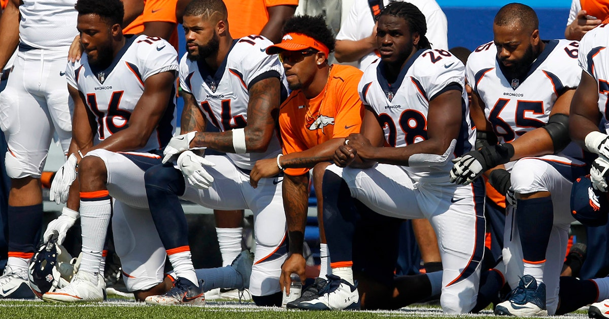 Every NFL team that protested ahead of Sunday's early games (VIDEO) | FOX Sports