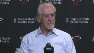 Miami Heat president Pat Riley press conference -- part 1
