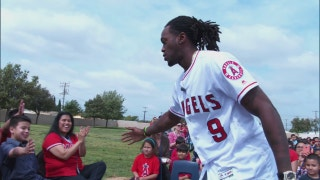 Angels Weekly: Cameron Maybin nominated for Roberto Clemente Award