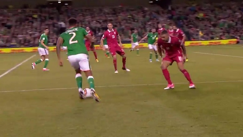 Republic of Ireland falls to Serbia at World Cup qualifying