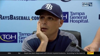 Kevin Cash: That was a very well-pitched game