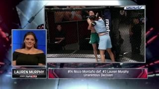 Lauren Murphy joins TUF TALK to recap her recent fight | TUF TALK