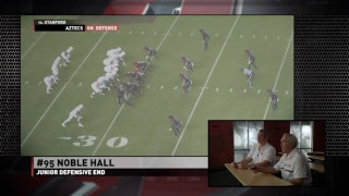 Film Breakdown: Aztecs defense stands strong against Stanford