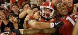 The No. 11 Georgia Bulldogs chomp through No. 17 Mississippi State 31-3