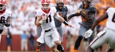 Georgia defeats Tennessee 41-0 in Vols' first shutout since 1994